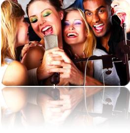 Karaoke in Tonstudio